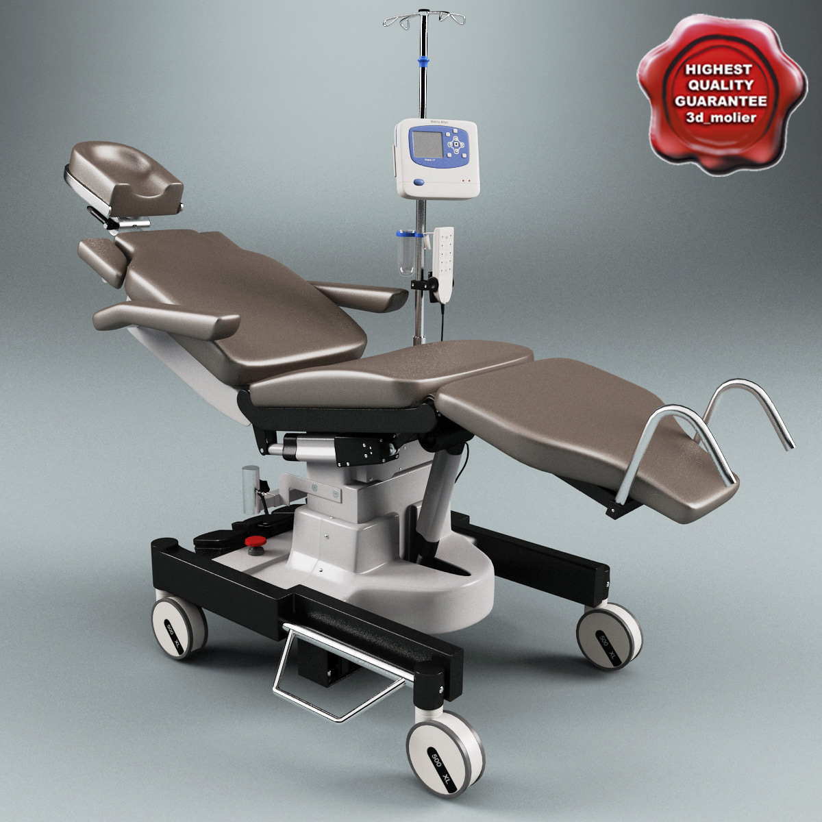 3d 3ds mobile operating table ufsk
