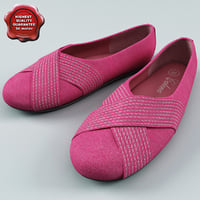 Pink Ballet Women Shoes