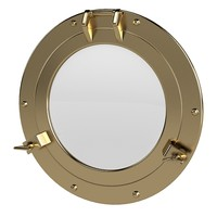 porthole sea ship 3d 3ds