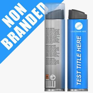 generic bottle spray cream max
