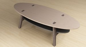 clement coffee table pinch 3ds