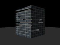 free obj mode destroyed building