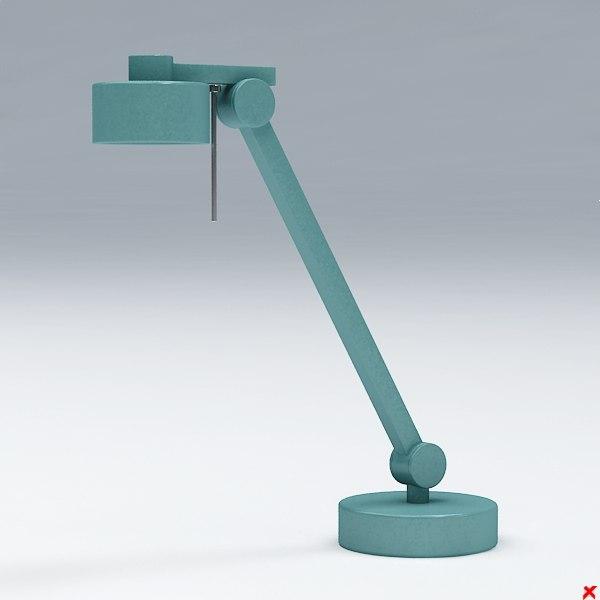 lamp office 3d max