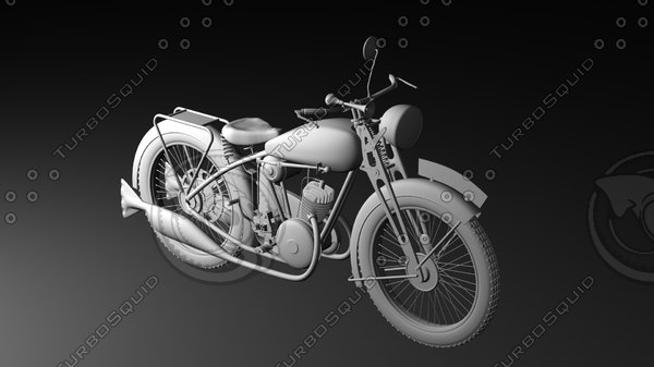 nsu motorcycle max