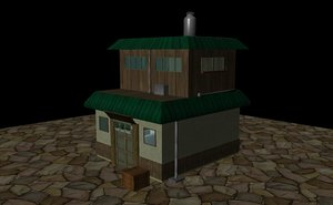 hause 3d ma
