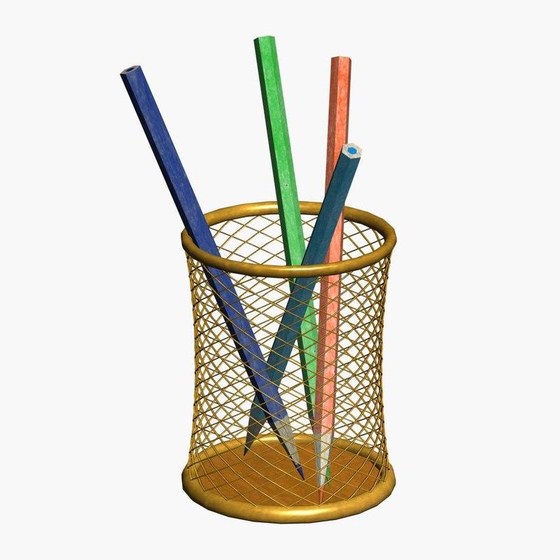 max pencil holder