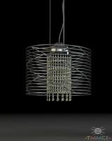 Wire Lamp - Style #E