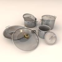 Pots / Saucepans