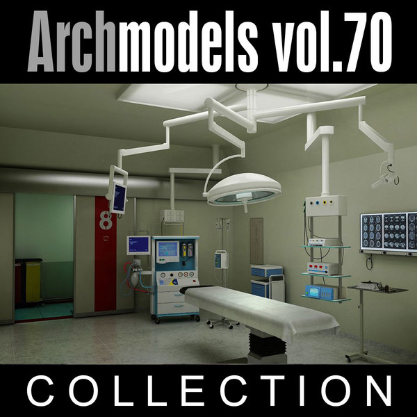 3d max archmodels vol 70