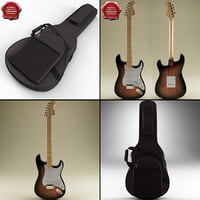 electric guitar soft case max