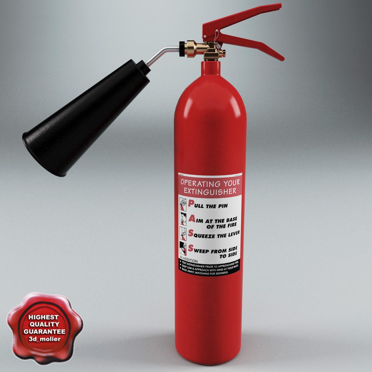 3d 3ds extinguisher v2