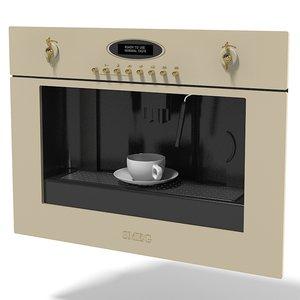 smeg integrated kitchen max