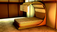 Mantra Bed + Mattress