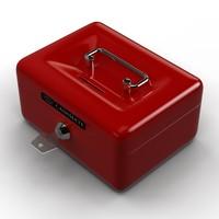 money box 3d model