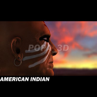 American Indian Head