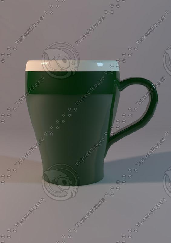c4d mug