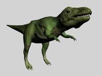 dinosaur 3d max
