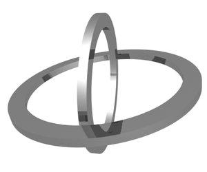 max rotating rings