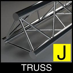 truss treverse c4d free