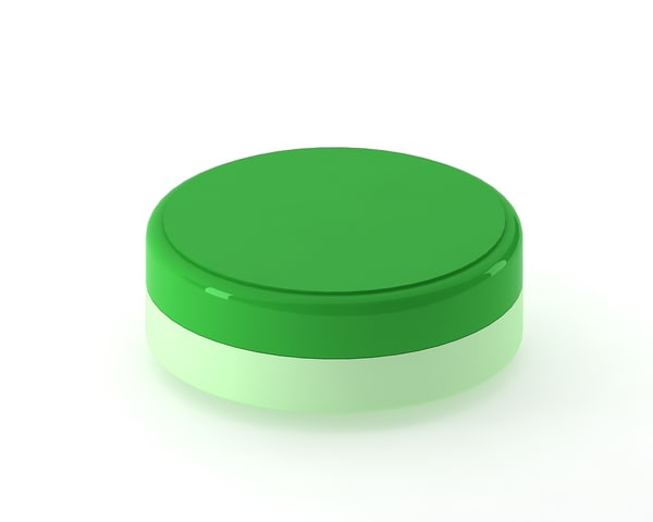 3d cream box