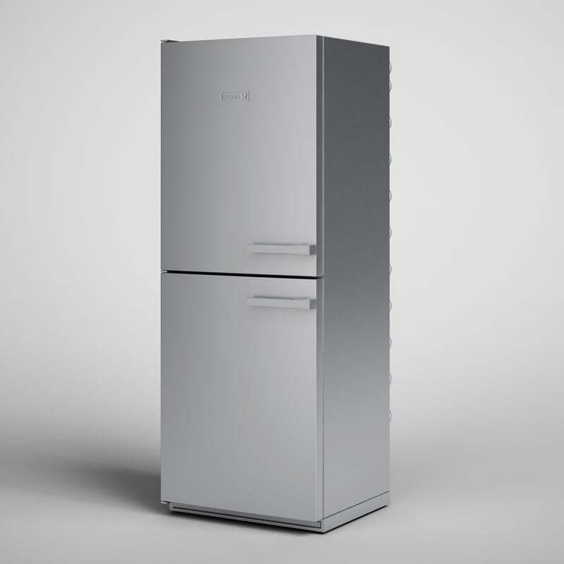 3dsmax refrigerator 14