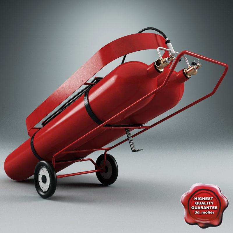 3d 3ds extinguisher v9