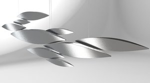 3d model lucci argentati light