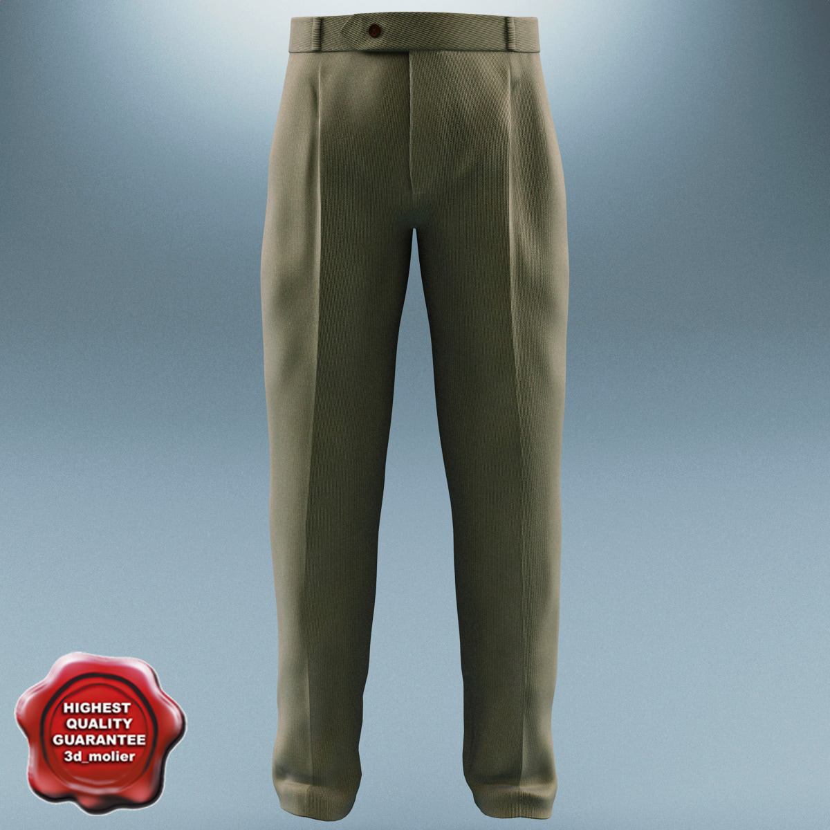 3ds max men pants