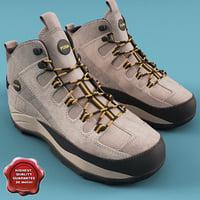 3d mountain boots fuda