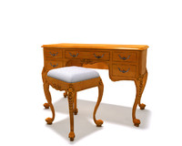 classical dressing stool max