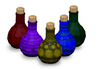 Potion for games