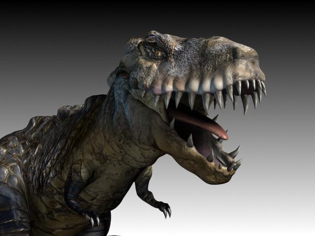 t-rex x