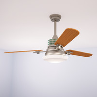 Kichler Structures Ceiling Fan Light