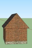 simple cottage 3ds