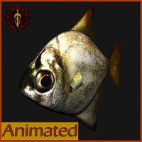 max realistic rigged fish