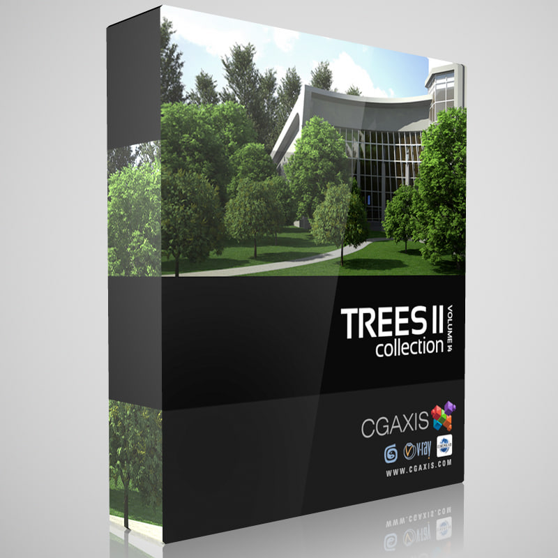 max volume 14 trees