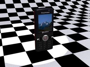 sony ericsson 640i 3d max