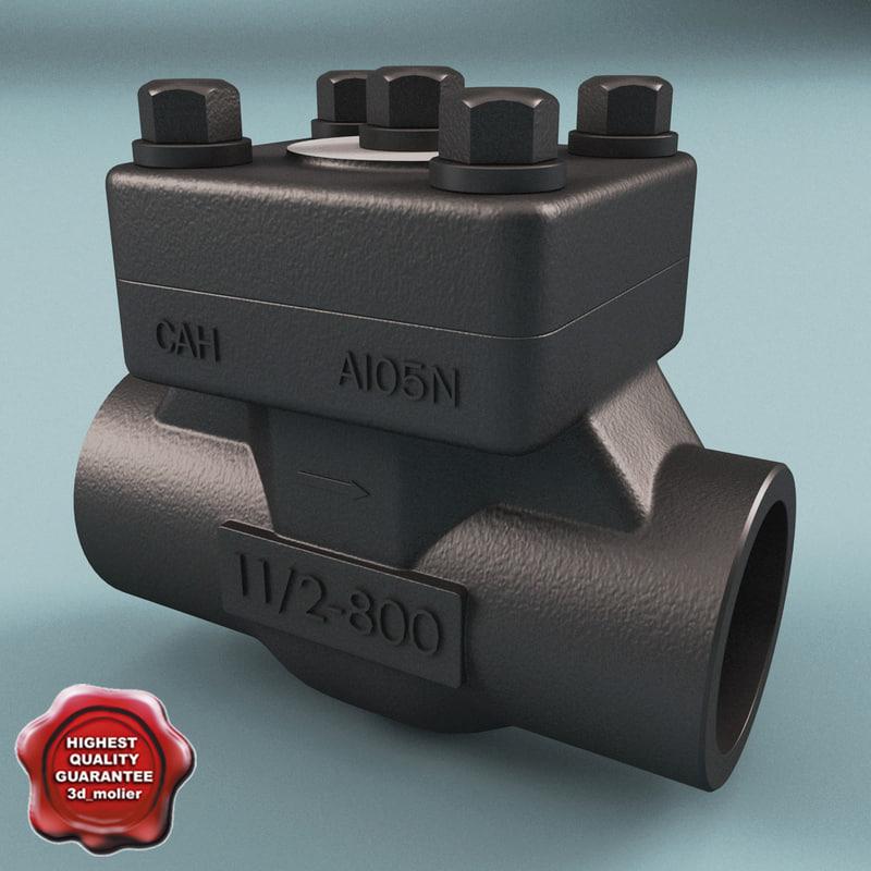 lightwave check valve v2