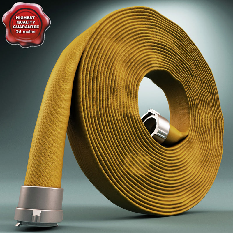 3d hose v2 model
