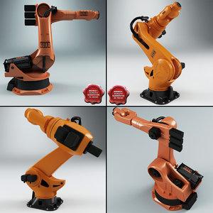 3dsmax kuka robots