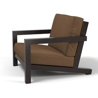 Laurameroni poltrona bd 21 club chair