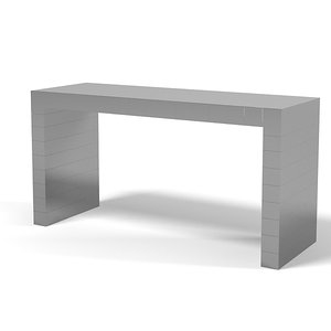 3ds laurameroni console table