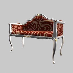 3ds panchette end chair