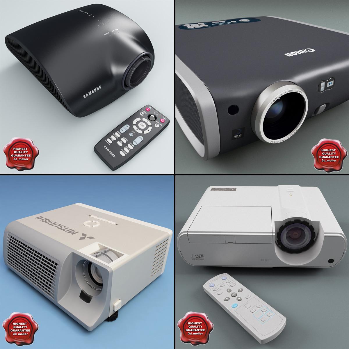 3d projectors v1