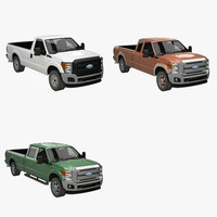Ford Super Duty Collection