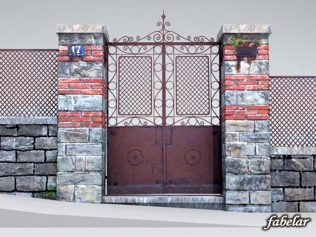 gate italian structures max