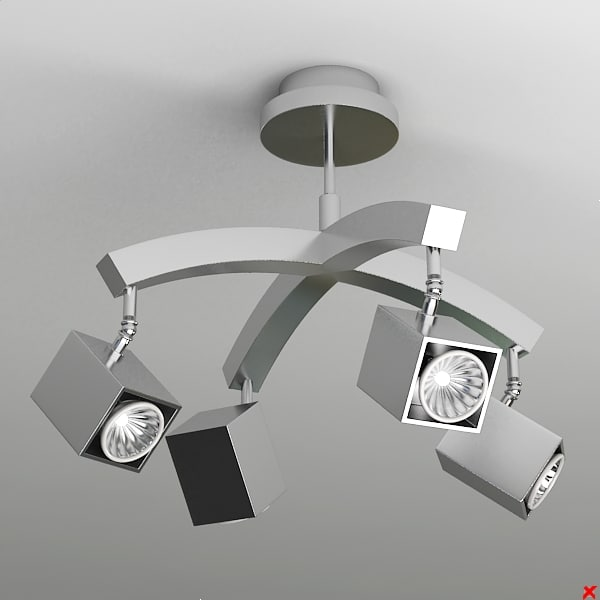 lamp ceiling 3ds