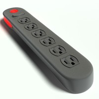 3d power strip