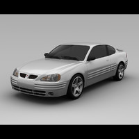 Pontiac Grand Am 1999 2 Door Coupe