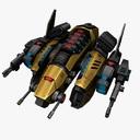 Space Ship Boss 2